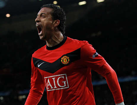 Champions League: Nani - Manchester United (Getty Images)