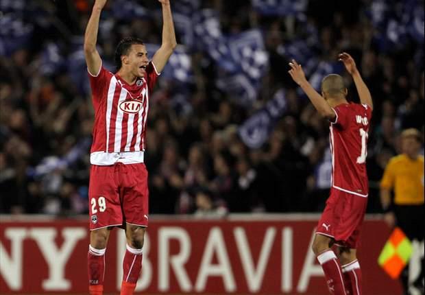 Mercado: Es oficial, Chamakh firma por el Arsenal