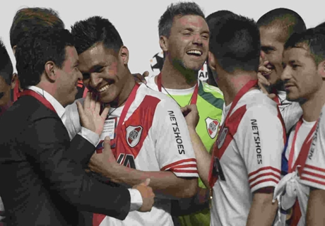 River to take Viagra for Copa clash