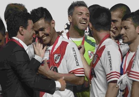 River to take Viagra for Copa clash