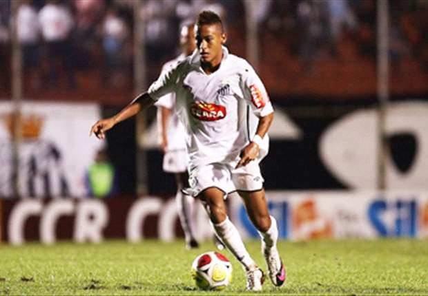 Santos 1-0 Cerro Porteno: Magical assist from Neymar gives Santos the advantage in first-leg