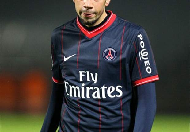 Official: Mateja Kezman Released From Paris Saint-Germain Contract