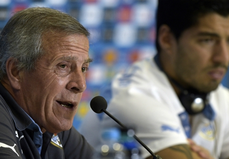 Tabarez: Suarez will get better at Barca