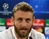 De Rossi: My love for Roma stopped me leaving