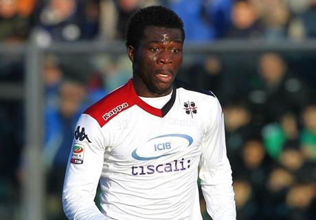 Donsah reveals extent of injury