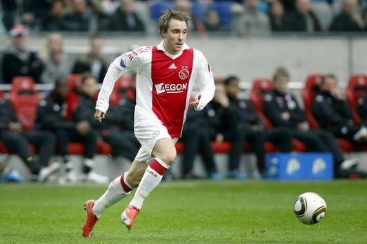 Christian Eriksen, Ajax (PROSHOTS)