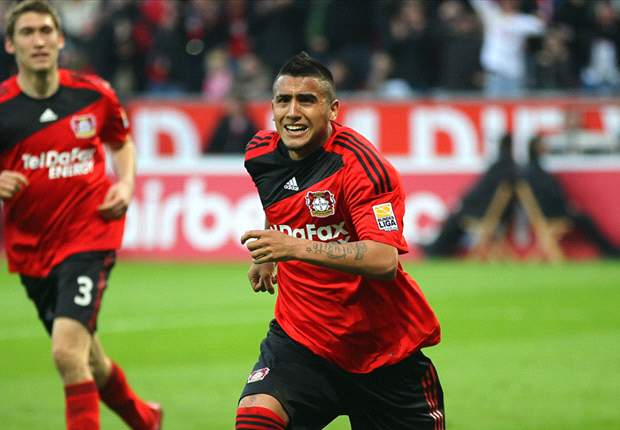 Bayer Leverkusen 1-1 Bayern Munich: Vidal Saves Point For Hosts