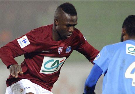 Résumé de match, Metz-Brest (0-0, 3-4 tab)