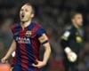 Toure: Iniesta's team-mates love him