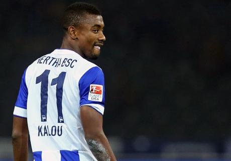Hertha: Kalou will angreifen