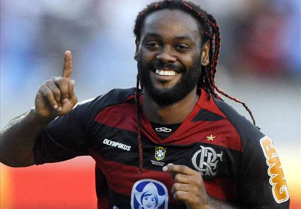 Flamengo credit Vagner Love for forcing through move from CSKA Moscow