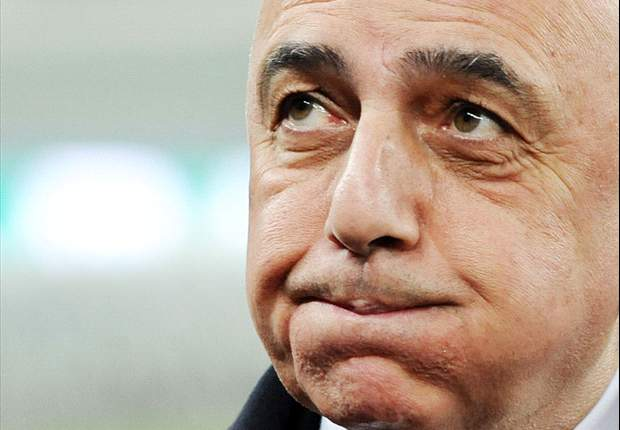 Juventus will win the Scudetto, says Galliani