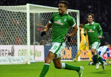 Werder: Di Santo will 15 Treffer