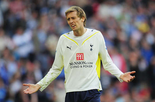 Peter Crouch, Tottenham (Getty Images)