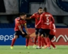 Independiente Medellin players attacked after victory