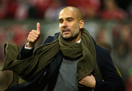 Guardiola: I'm not joining Man City