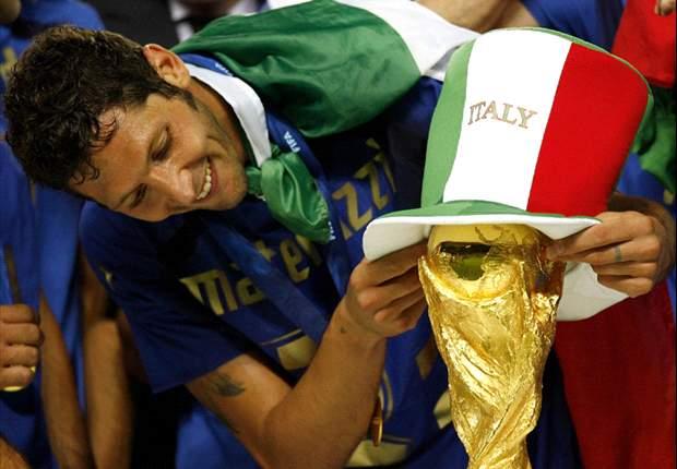 Materazzi, tras saber que Mourinho dejaba el Inter de Milán: Dios maldito me dejas con Benítez