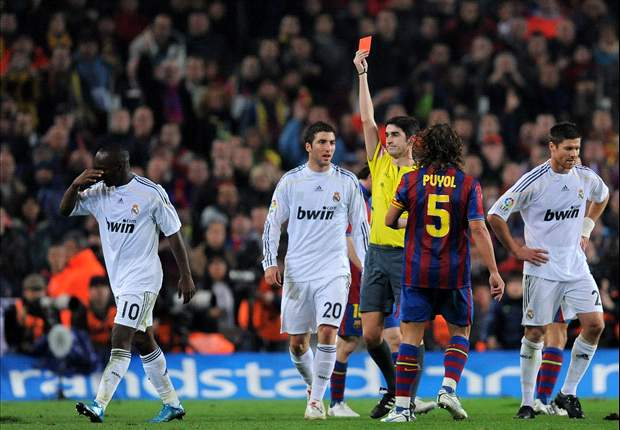 'So far out of his depth he was drowning' - The referee at the centre of a Clasico storm