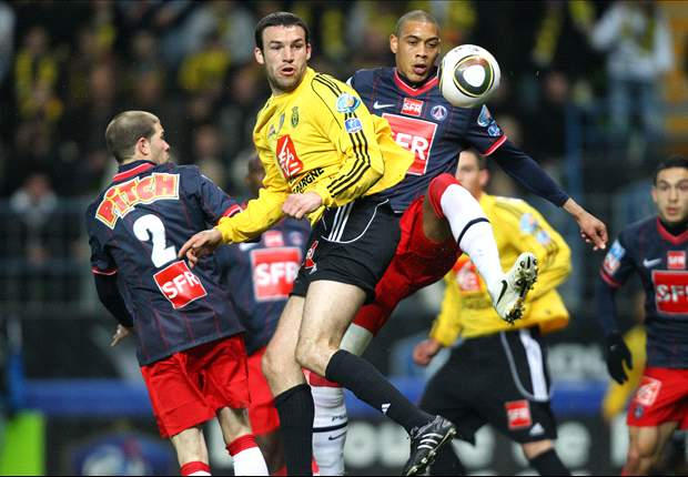 Sylvain Armand: PSG Didn't Have It Easy Against Amateurs Quevilly In Coupe De France Semi-Final