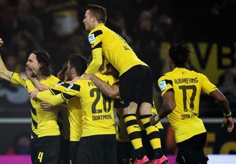 Bundesliga: Borussia Dortmund 4-2 Mainz