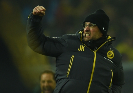 Klopp relishes 'perfect afternoon'