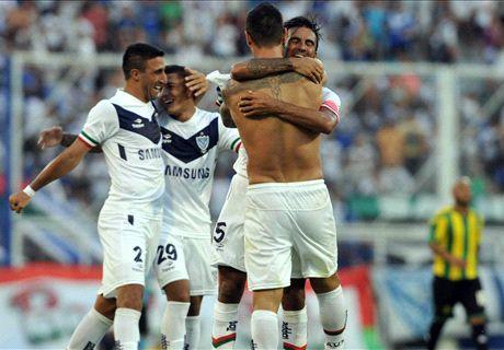 EN VIVO: Temperley 0-1 Vélez