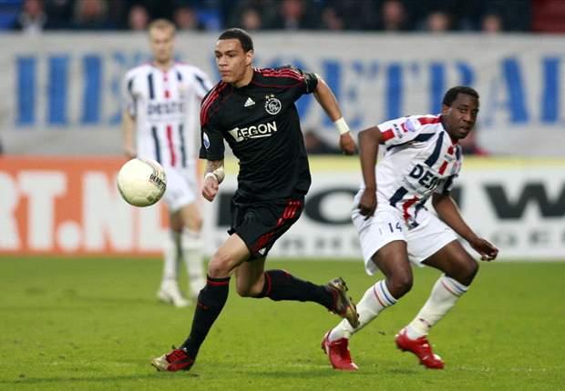 EXCLUSIVE: Ajax Defender Gregory Van Der Wiel Not Thinking About Transfer