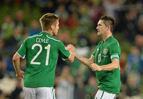 Keane backs MLS move for Doyle