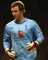 Ben Alnwick, England International
