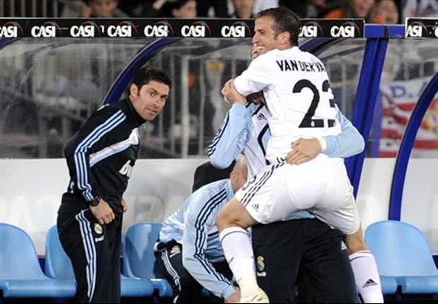 Real Madrid: Van der Vaart se ilusiona con alcanzar al Barcelona