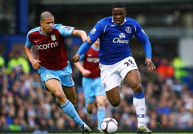 Everton's Victor Anichebe to replace Victor Moses at Wigan