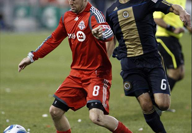 Toronto FC 2-1 Philadelphia Union: Reds Net First Points, Win Of Season