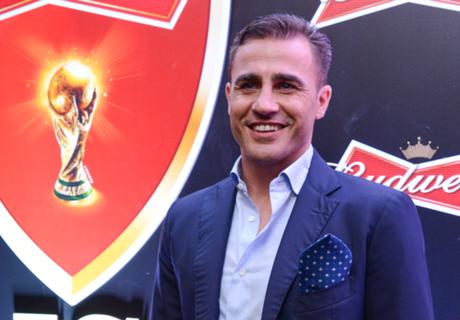 Ahia Cannavaro: Guangzhou subito ko