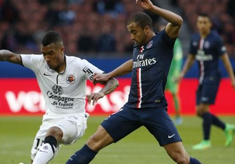 PSG, Lucas trop juste pour le match retour contre Chelsea
