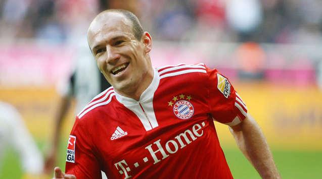 Bundesliga: Bayern München - Hannover 96, Arjen Robben (Getty Images)
