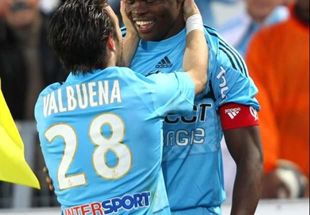 Olympique de Marseille Win 2009-10 Ligue 1 Title