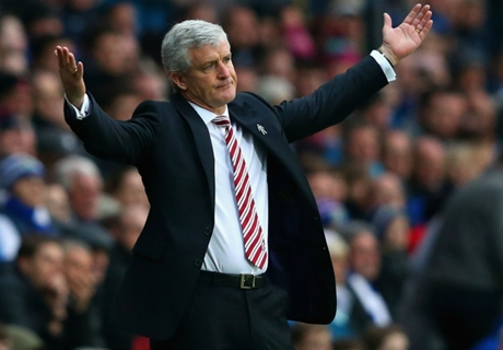 Hughes: Stoke deserved to lose