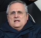 'Lazio chief Lotito is like Mussolini'