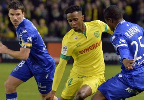Résumé du match, Nantes - Bastia (0-2)