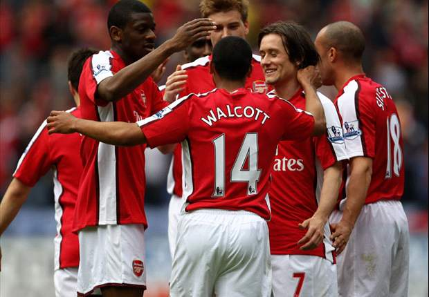 Premier League Fixtures 2010-11: Arsenal