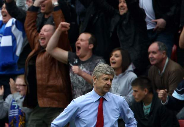 Arsenal Legend Ian Wright: Arsene Wenger's Future May Be In Doubt Following Wigan Athletic Defeat