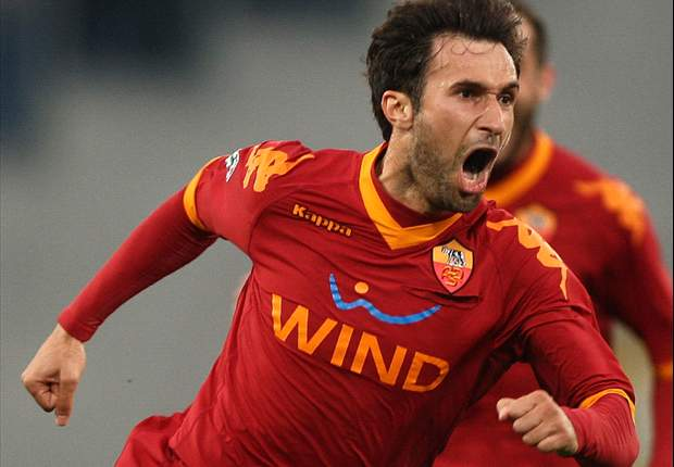 Montenegro striker Mirko Vucinic hoping to impress Premier League clubs against England at Wembley