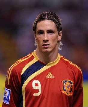 Fernando Torres, Spain (Getty Images)