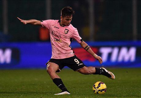 Juve paying €32m for Dybala - Zamp