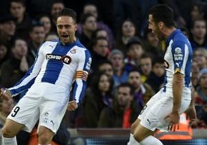 Espanyol gana a Córdoba, la apuesta del viernes en la Liga BBVA