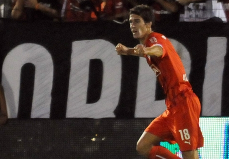 Argentina: Newell's 2-3 Independiente