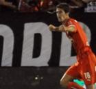El Rojo pisó fuerte en Rosario