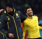 Dortmund 'played football again'