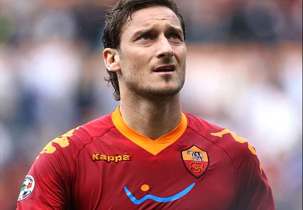 Francesco Totti: Roma Won't Give Up On Title Charge