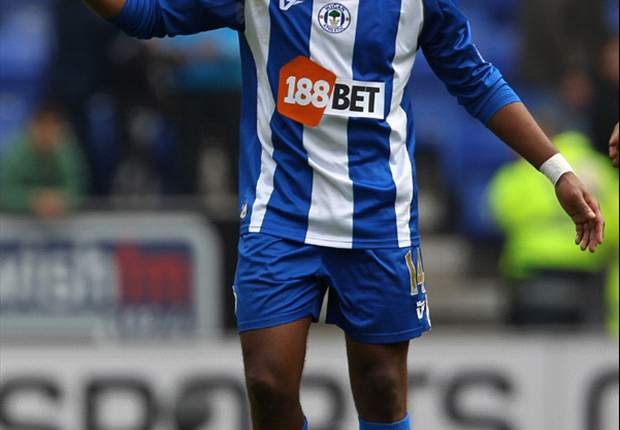 Newcastle 2-2 Wigan: N'Zogbia Double Cancelled Out